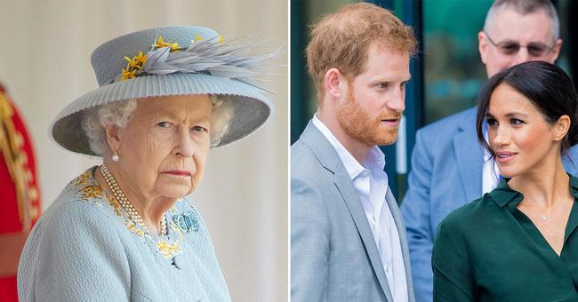 """Nữ hoàng Anh đưa ra tuyên bố mới chẳng khác nào """"tạt gáo nước lạnh"""" vào vợ chồng Meghan - Ảnh 2."""