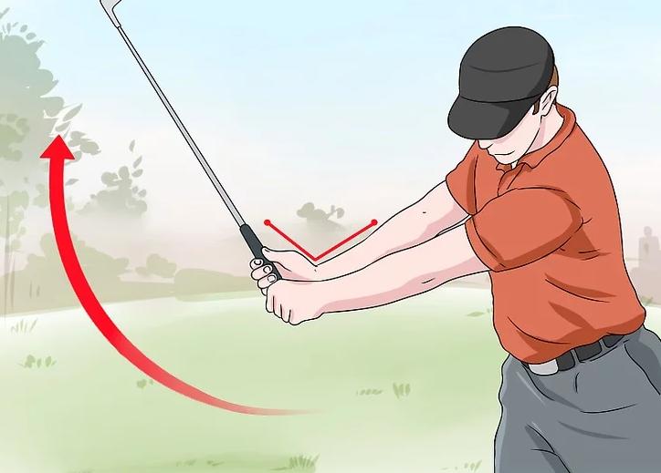 tăng tốc độ đầu gậy golf
